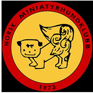 Norsk miniatyrhundklubb Retina Logo